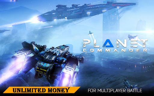 Planet Commander Mod Apk Unlimited Money Download