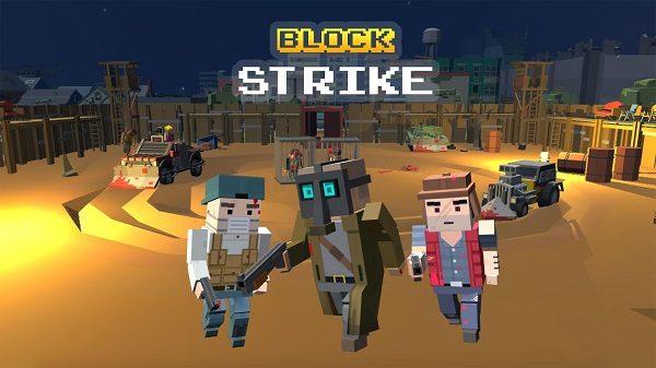 Block Strike Android Apk Mod Download
