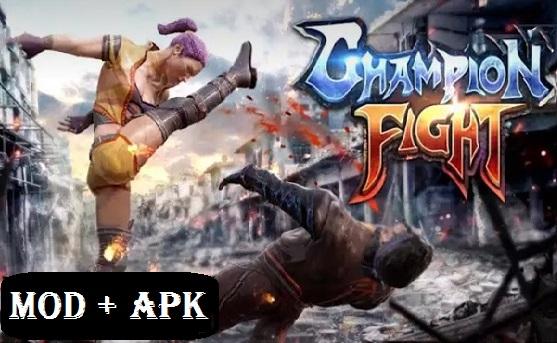 Champion Fight 3D Mod Apk Unlimited Money Download