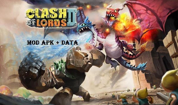 Clash of Lords 2 Apk Obb Data Download