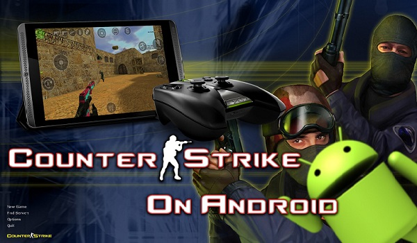 Counter Strike 1.6 on Android Download