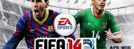 FIFA 14 Full Mod Apk Data Game Download