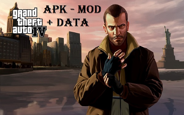 GTA IV Apk Mod HD Graphics for Android