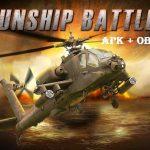 Gunship Battle Helicopter 3D APK Obb DATA Download