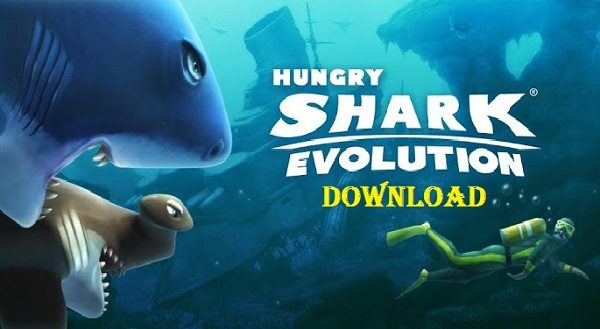 Hungry Shark Evolution Android Apk Mod Download
