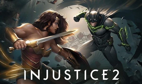 Injustice 2 Apk Data Download