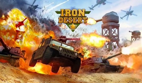 Iron Desert Android Apk Mod Download