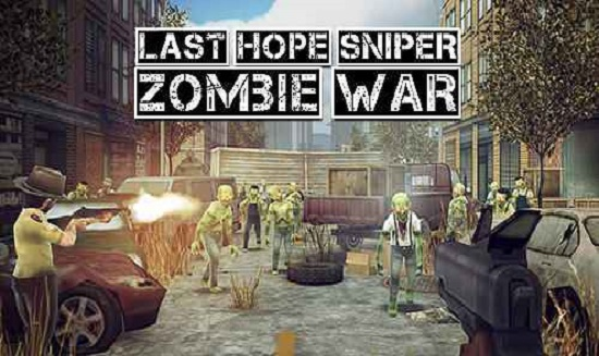 Last Hope Sniper MOD APK Zombie War Premium Money