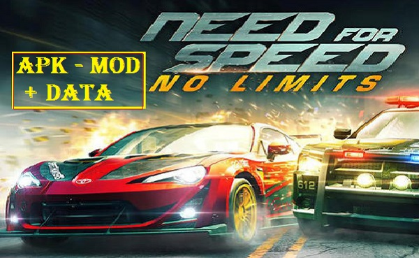 Need for Speed No limits Mod Apk for Android Download