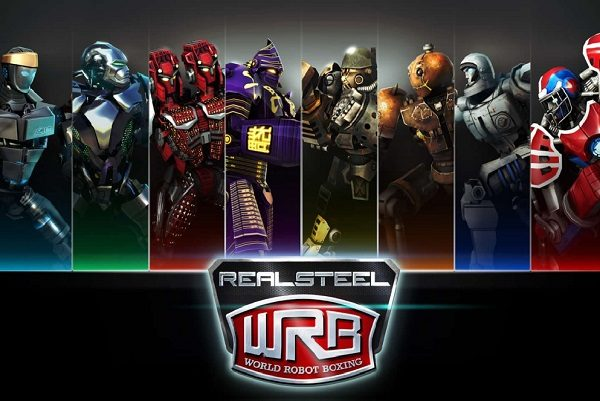 Real Steel World Robot Boxing Mod Apk Data Download