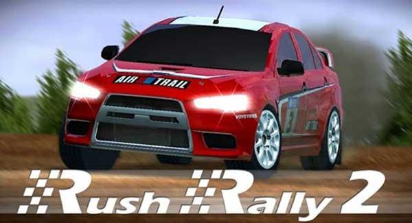 Rush Rally 2 Mod Apk Download