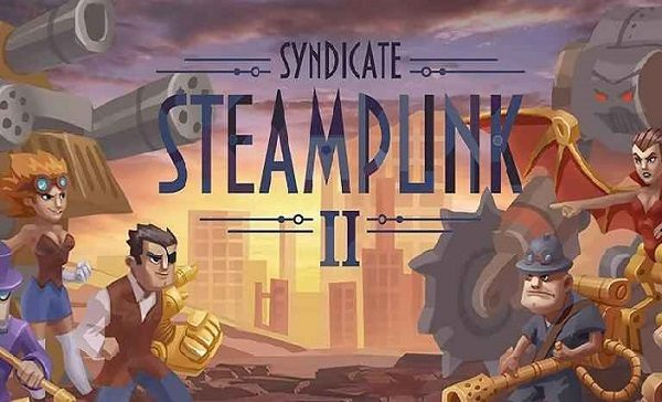 Steampunk Syndicate 2 MOD APK Unlimited Money Download