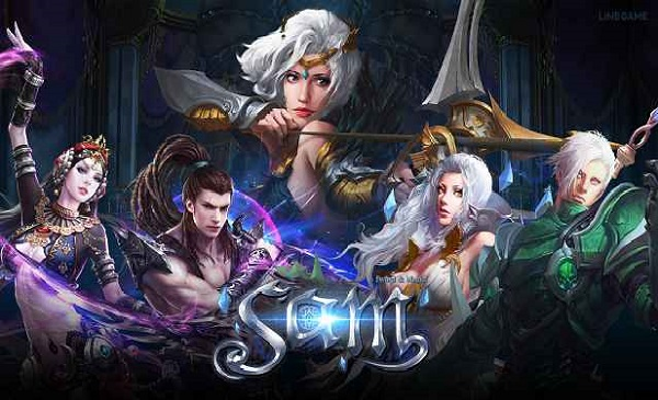 Sword and Magic MOD APK Open World MMORPG Download