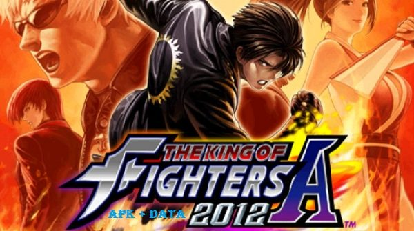 The King Of Fighters A 2012 Apk Mod Data Download