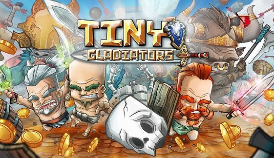 Tiny Gladiators Mod Apk Unlimited Money Gems