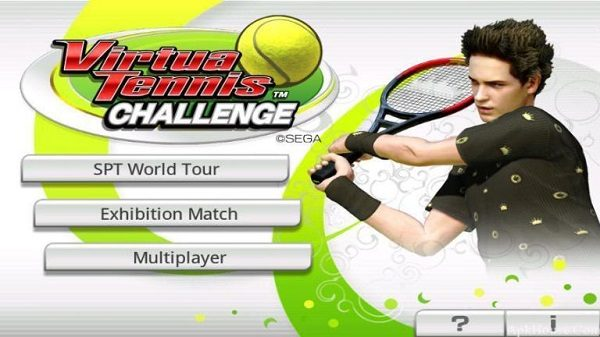 Virtua Tennis Challenge 2017 Apk Mod Unlimited Coin Download