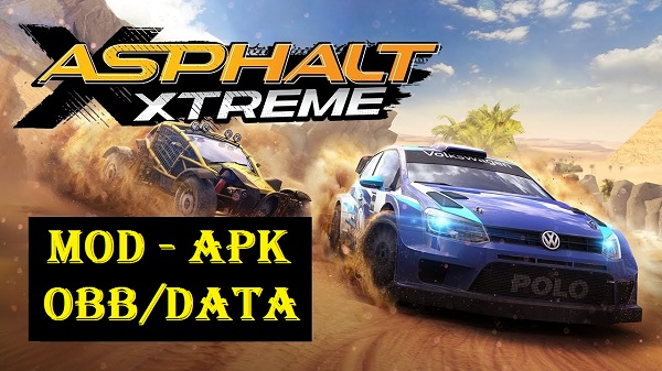 Asphalt Xtreme Rally Racing Mod Apk Download