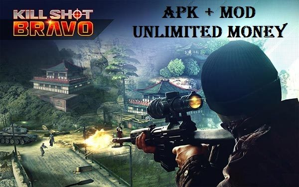 Kill Shot Bravo Apk Mod Unlimited Money Android Game Download