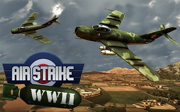 Air Strike WW2 Fighters Mod Apk Download