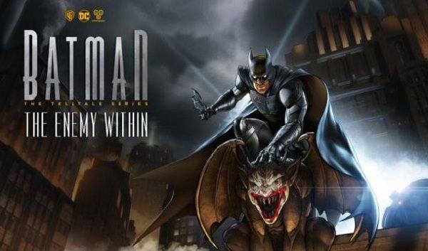 Batman The Enemy Within APK MOD Unlocked Episodes Download