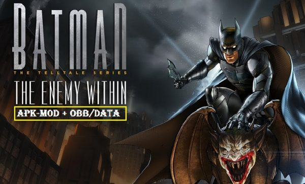 Batman The Enemy Within Mod Apk + Data Download