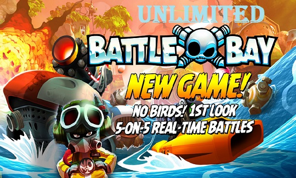 Battle Bay Mod APK Android Download