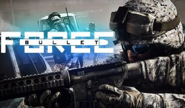 Bullet Force Mod Apk OBB Data Infinite Grenades Download