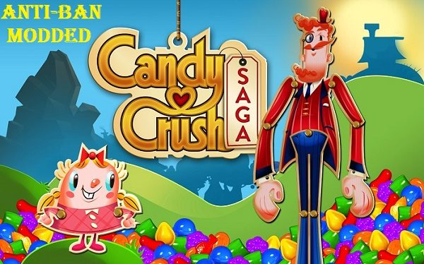 Candy Crush Saga Mod Apk AntiBan Download