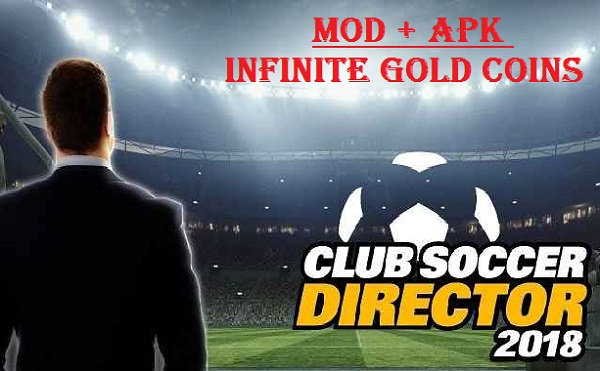 Club Soccer Director 2018 MOD APK Download