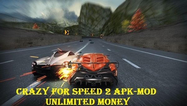 Crazy for Speed 2 Mod Apk Unlimited Money Download