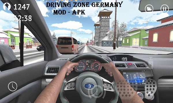 Driving Zone Germany Mod Apk Money Download