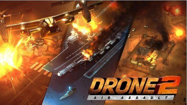 Drone 2 Air Assault Mod Apk Download