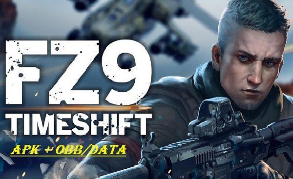 FZ9 Timeshift Mod Apk Data Unlimited Money Download