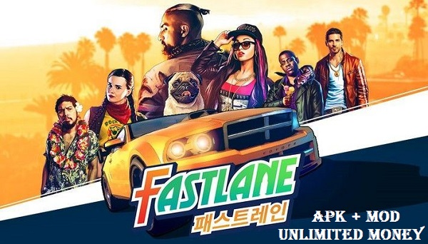 Fastlane Road to Revenge Mod Apk Download