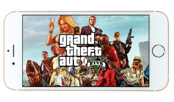 GTA 5 for iPhone iOS Download