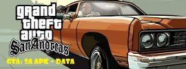 Grand Theft Auto: San Andreas - GTA: SA APK + DATA Infinite Money Android Game Download