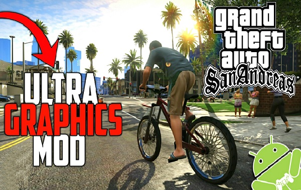 GTA San Andreas Ultra Graphics MOD for Android Download