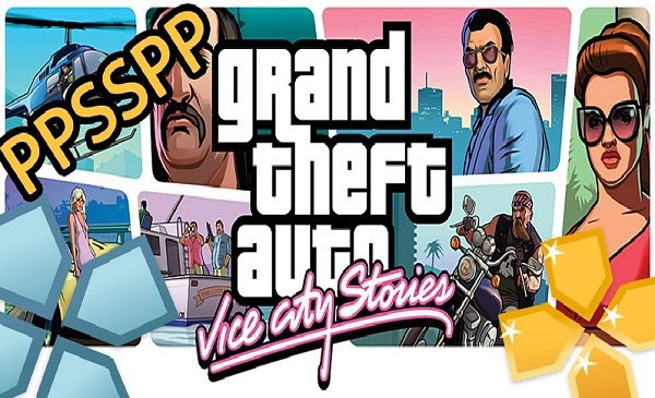GTA Vice City Stories iSO PPSSPP for Android Download