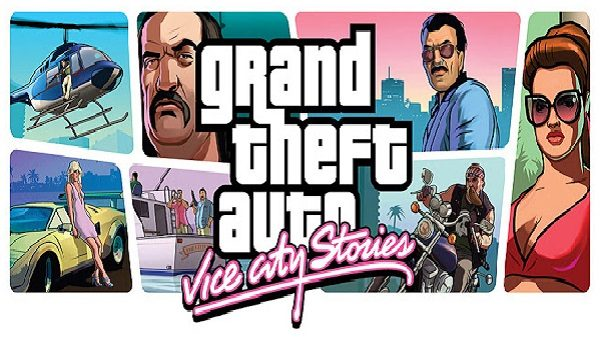 GTA Vice City iSO Stories Android High Compressed Download
