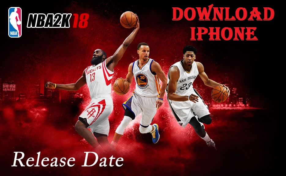 NBA 2K18 for iPhone Download
