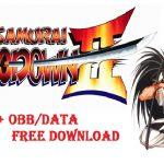 Samurai Shodown II APK + OBB Data for Android