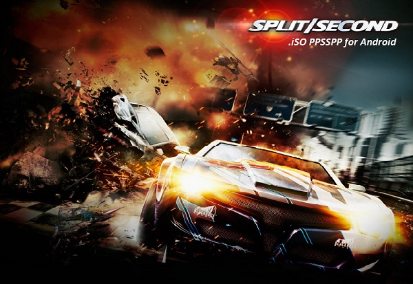 Split Second iSO PPSSPP for Android Download