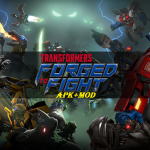 TRANSFORMERS Forged to Fight Mod Apk Unlimited Ammo Download