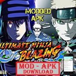 Ultimate Ninja Blazing Mod Apk Hight Domage Download