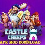 Castle Creeps TD Mod APK Infinite Gems Gold Download