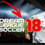 DLS 18 - Dream League Soccer 2018 APK Mod Obb Data Download