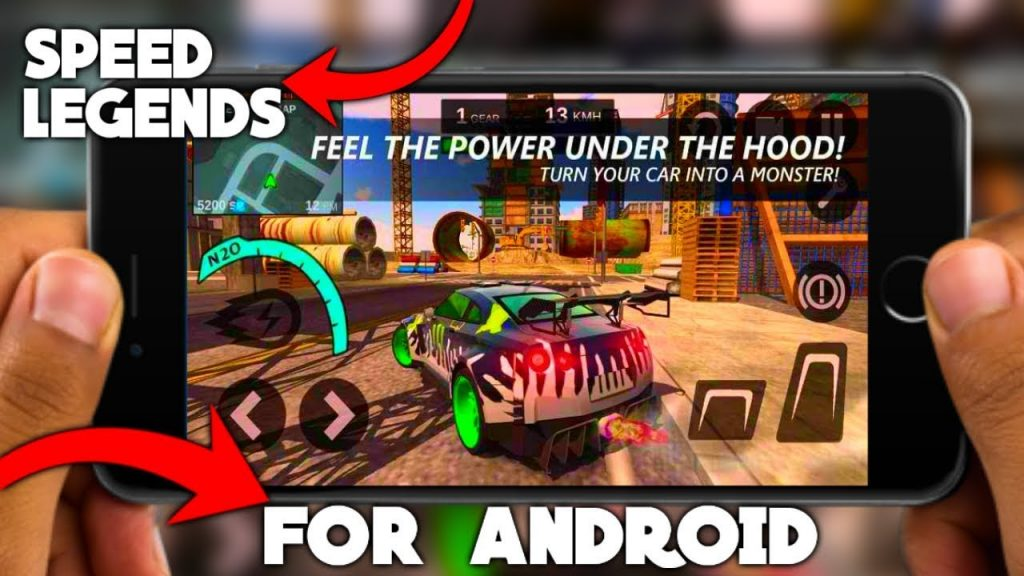Speed Legends MOD APK Unlimited Money Open World Racer Download
