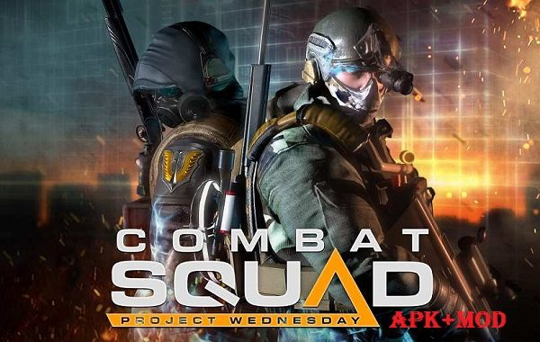 Combat Squad MOD APK Android Game Download