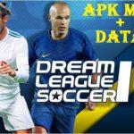 DLS 18 - Dream League Soccer 2018 Apk Mod Data Download