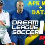 Dream League Soccer 2018 Apk Mod Unlimited Coins
